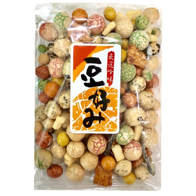 餅乾 山口 什錦果子 花生 240g 日本製造進口