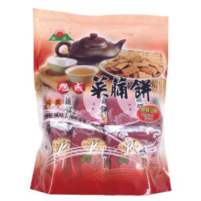 菜脯餅 旭成 原味 250g