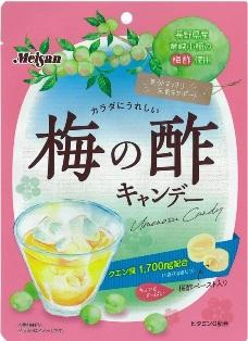 梅子糖果  零食 糖果  日本進口