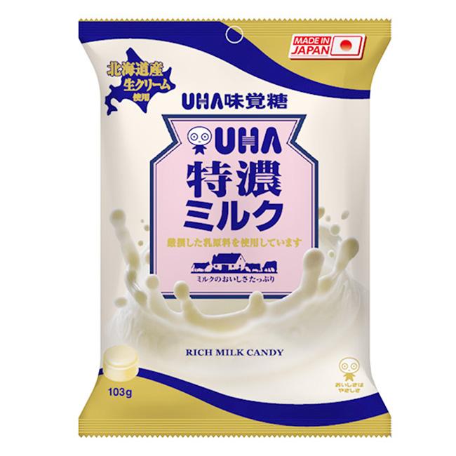 特濃牛奶糖(大包) 味覺糖 北海道 牛奶 220g 日本製造進口