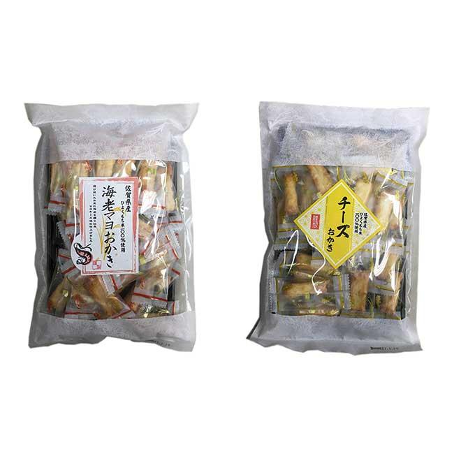 佐賀米果 海老蝦 起士 餅乾 日本製造進口