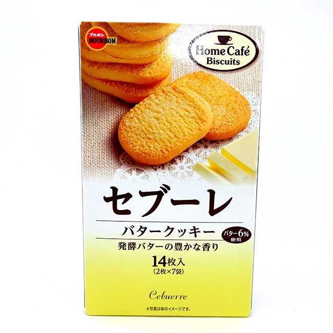 黃油餅乾 14枚入 日本製造進口