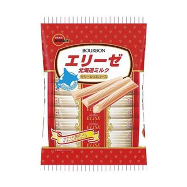 北海道牛奶餅乾 零食 日本製造進口