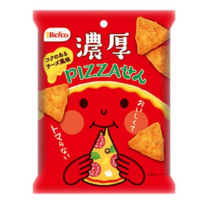 三角造型餅乾 pizza風味 45g 日本製造進口