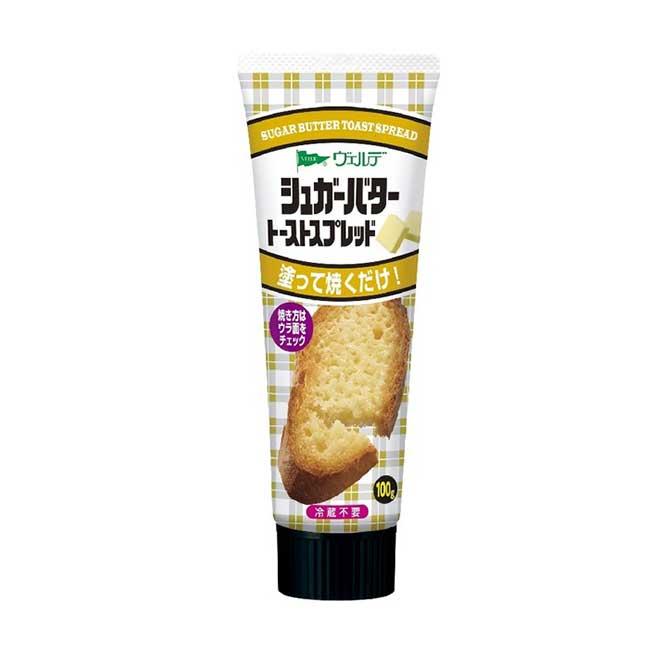 麵包抹醬條 奶油風味 100g 調味醬 日本製造進口