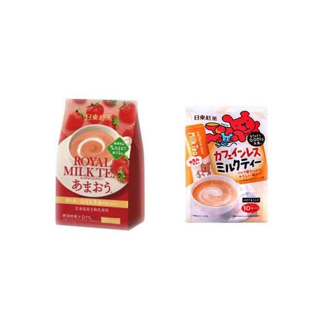 奶茶 即溶飲 飲料 兩款 日本進口