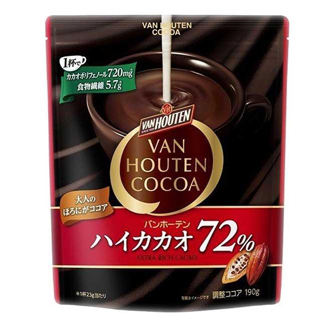 片岡 VAN HOUTEN 沖調可可 cocoa 日本製造進口