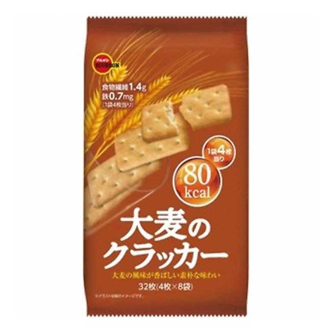 北日本 大麥餅乾 32枚入 日本進口製造