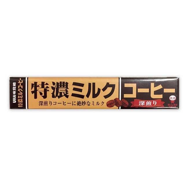 味覺糖特濃牛奶條糖 咖啡味 日本製造進口