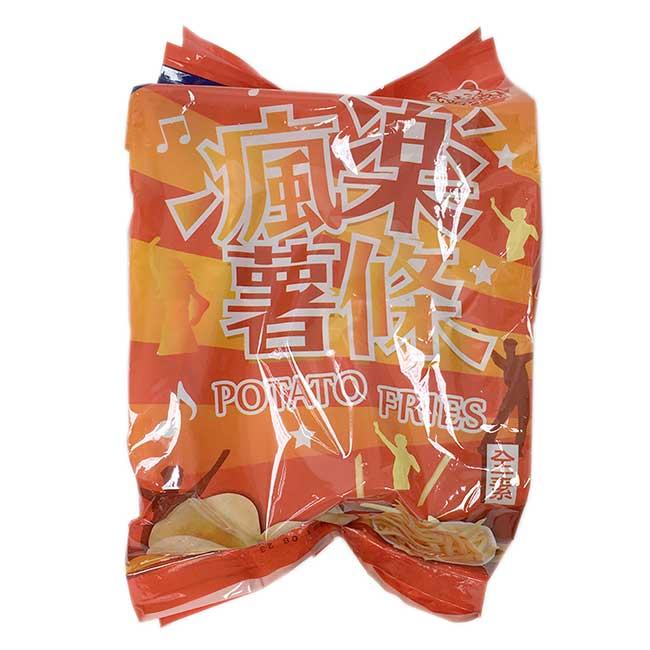瘋樂薯條 餅乾 220g 台灣製造
