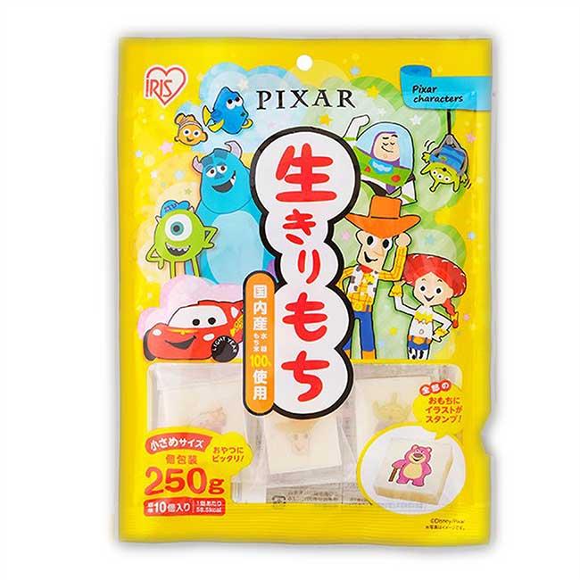 皮克斯麻糬 造型麻吉 日本製造進口