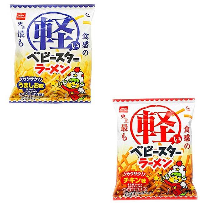 點心麵 雞汁 鹽味 日本製造進口