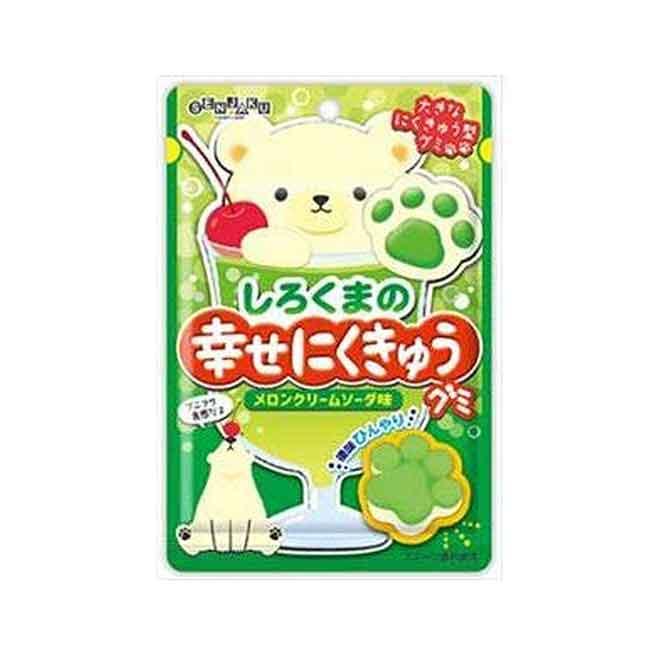 哈密瓜風味軟糖 32g 糖果 日本製造進口