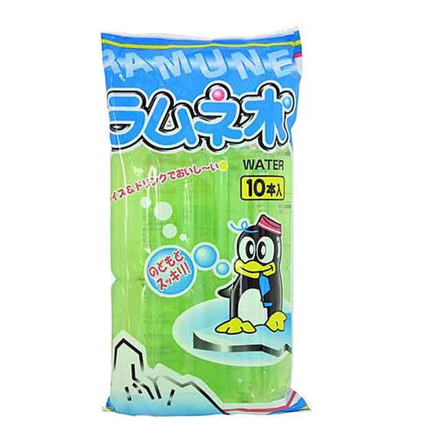汽水冰棒條 飲料水 小企鵝 日本進口製造