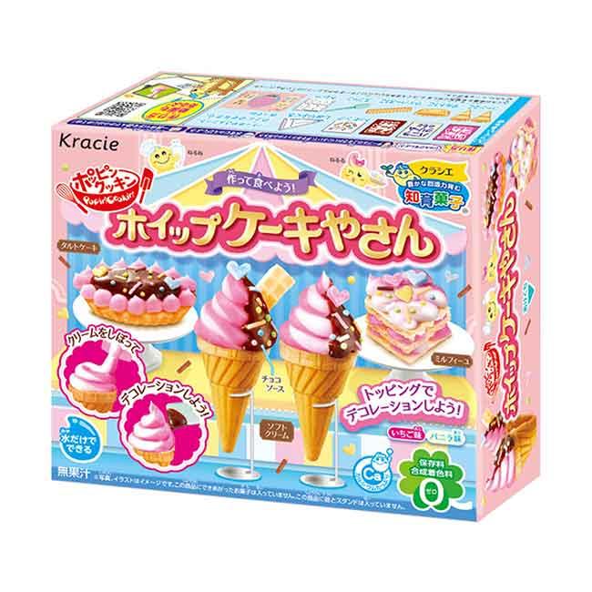 知育果子 冰淇淋食玩 Kracie創意DIY 歡樂甜點小達人 日本製造進口