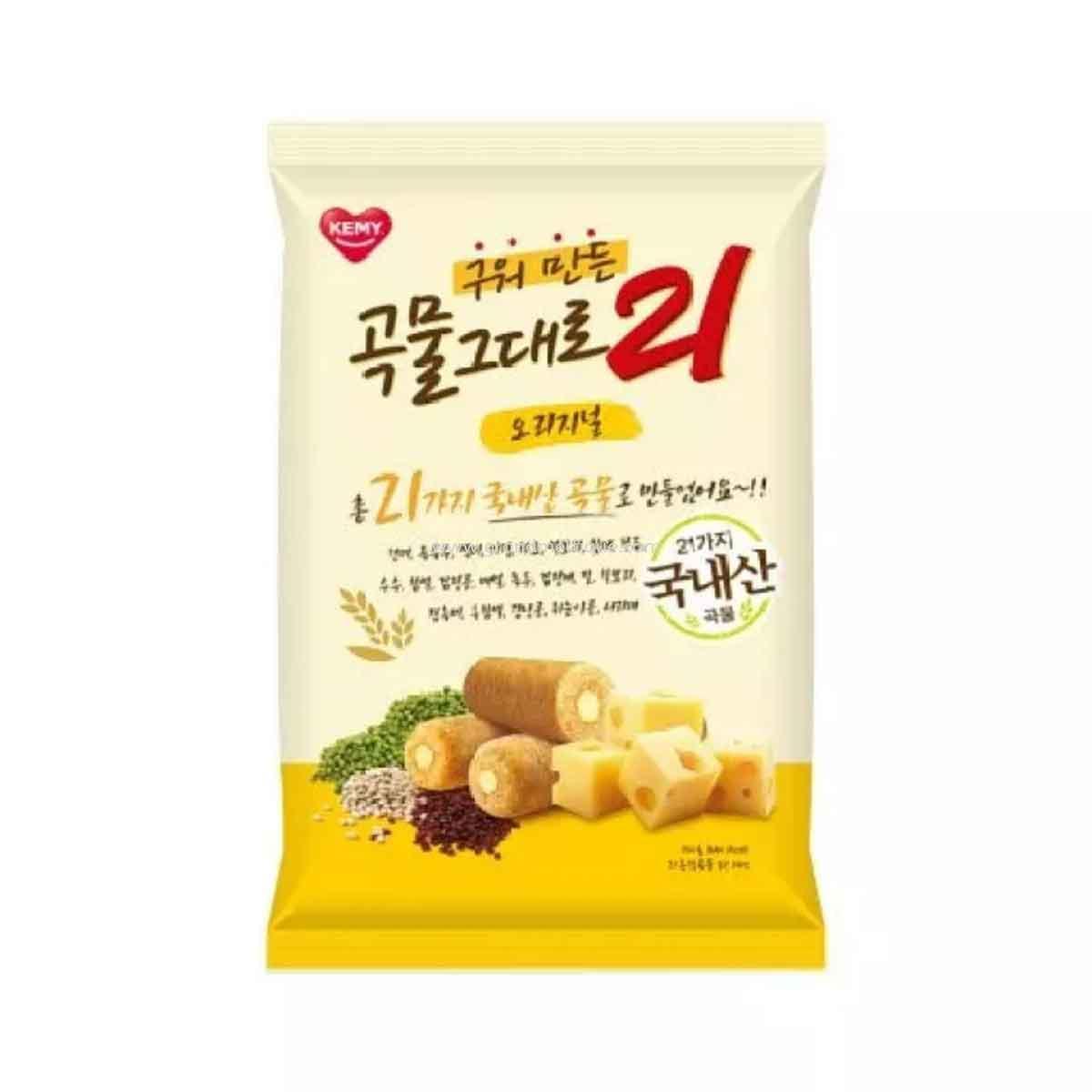 捲餅-起司味 150g 點心 韓國製造進口