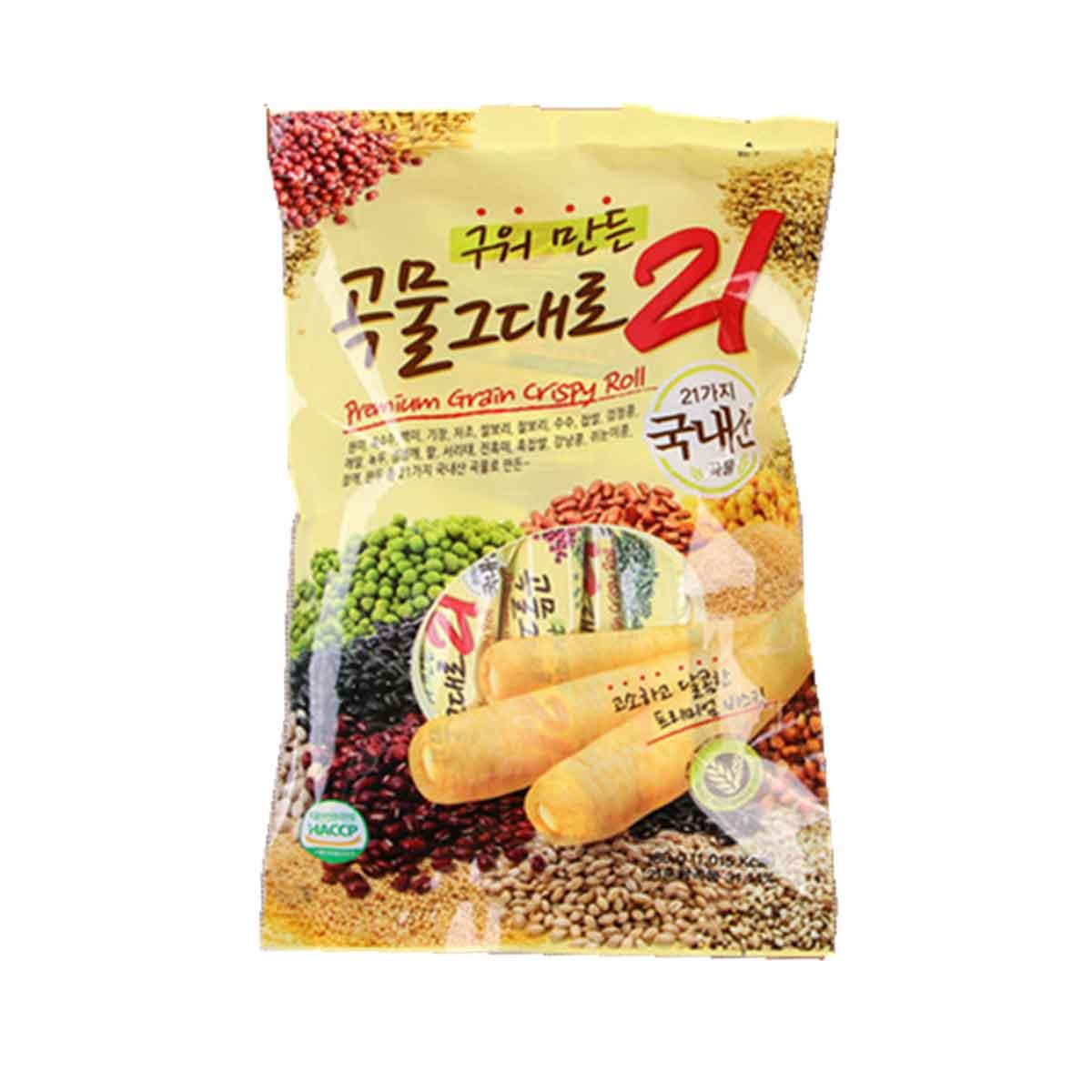 捲餅-原味 點心 韓國製造進口