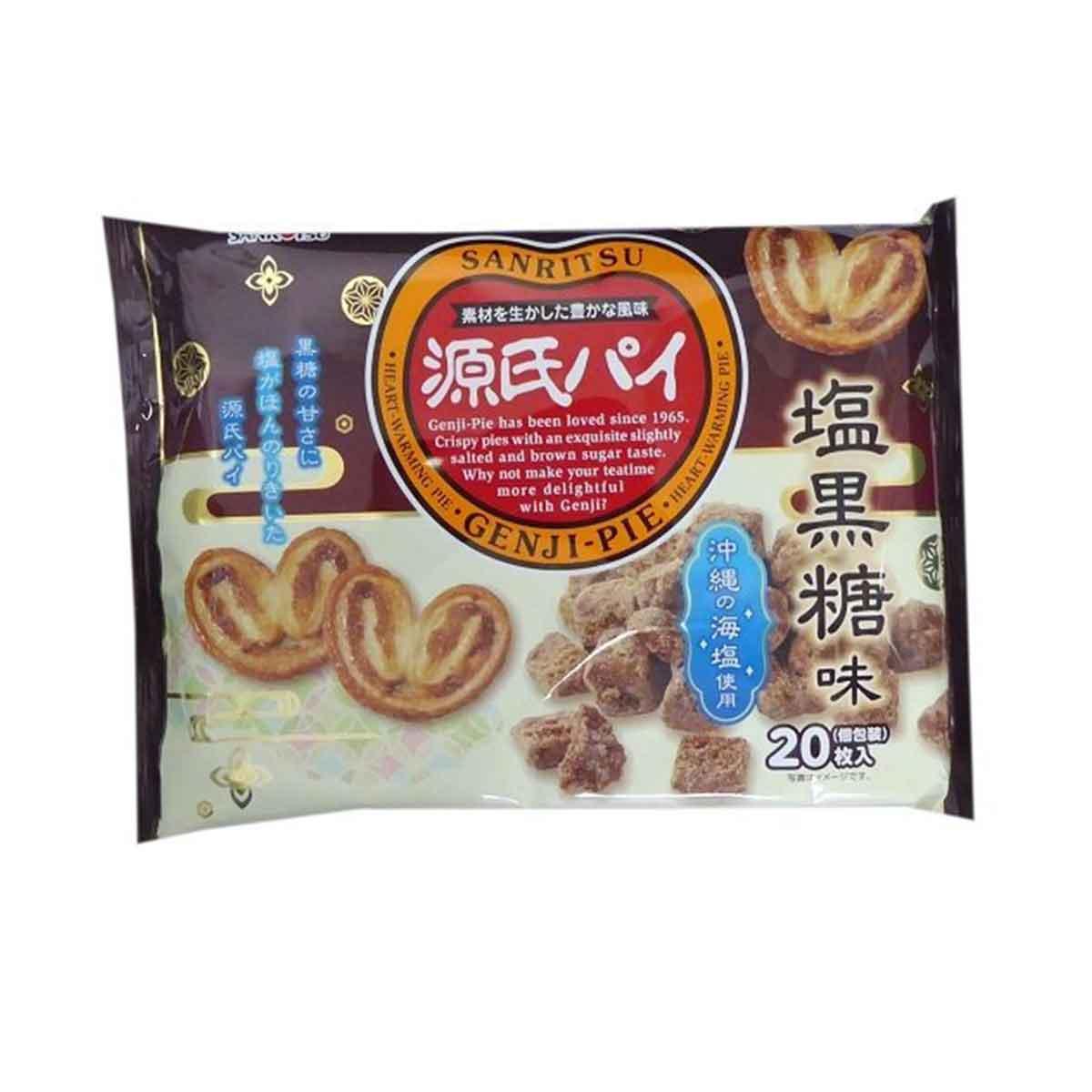 源氏派-鹽黑糖味 150g 甜點 日本進口製造