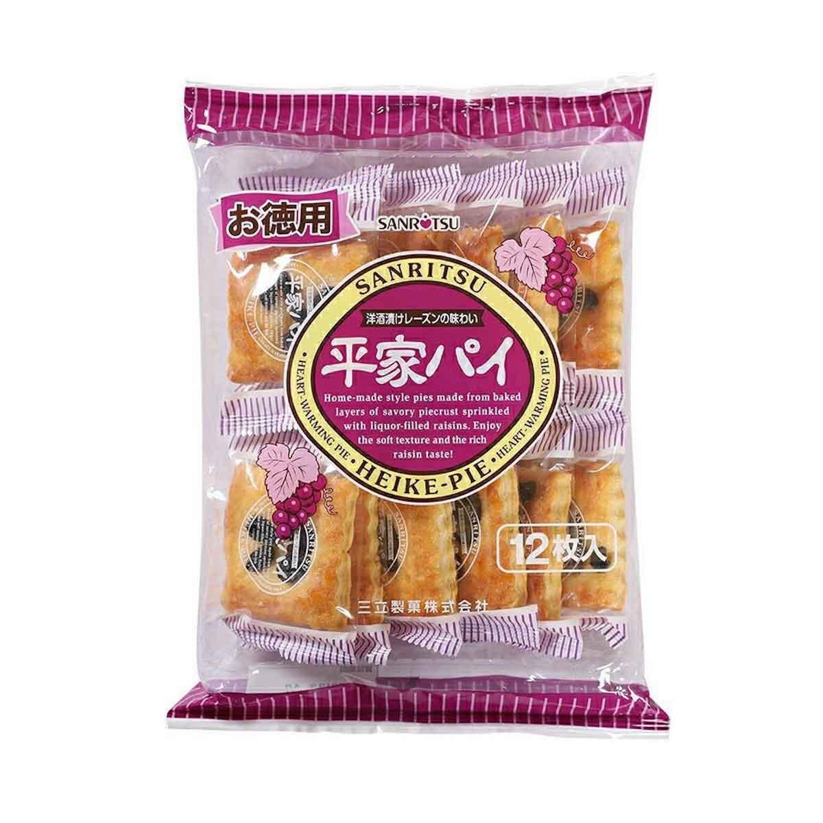 平家 葡萄派 180g 甜點 點心 日本進口製造