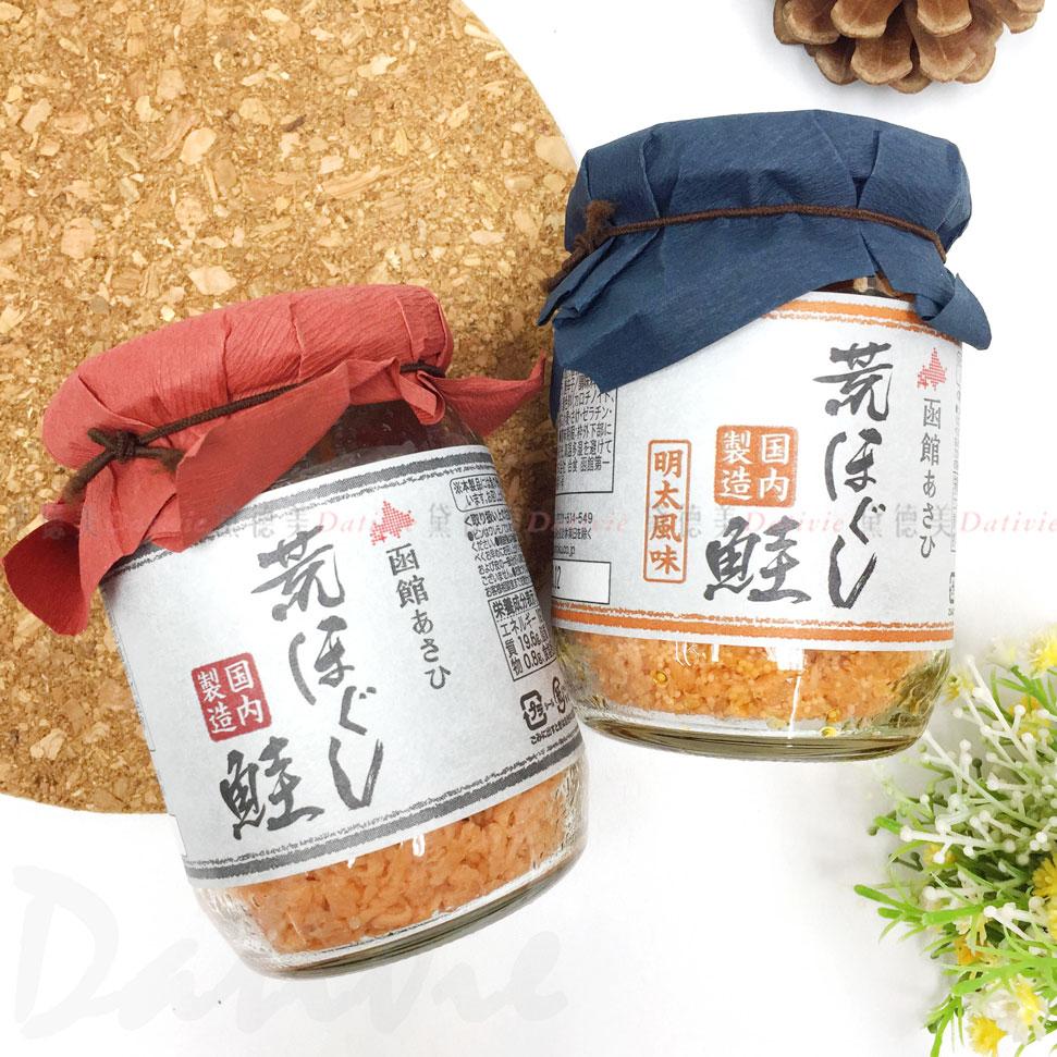 合食鮭魚鬆 罐頭 明太子風味 原味 兩款 日本進口製造