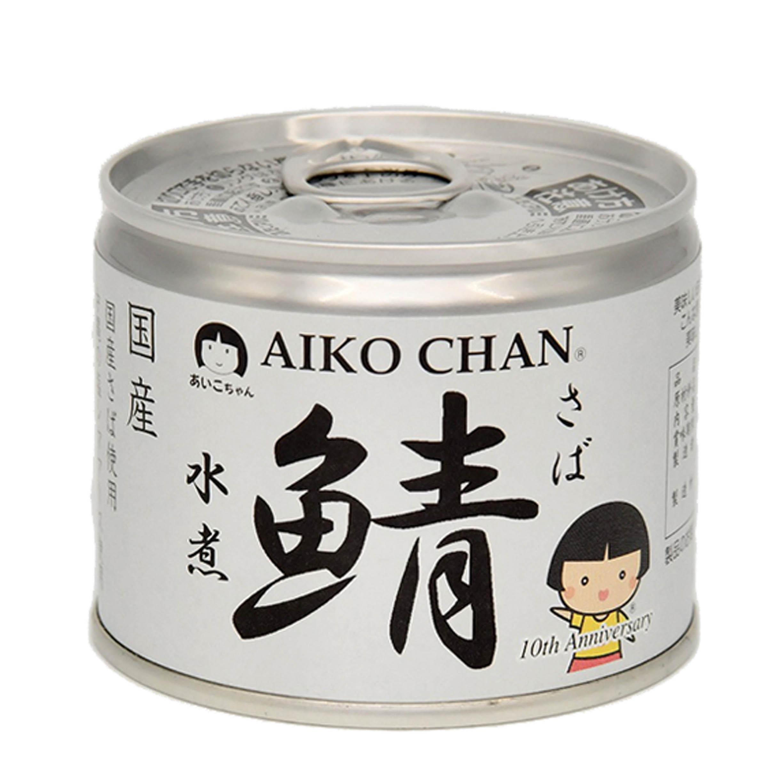 伊藤水煮鯖魚罐 鯖魚罐 罐頭 日本進口製造