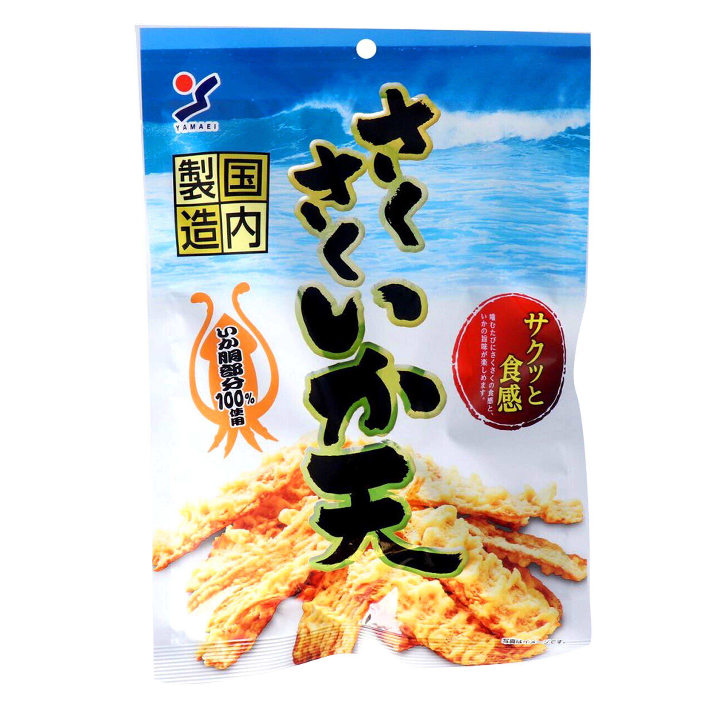 海苔風味天婦羅 天婦羅 日本進口製造
