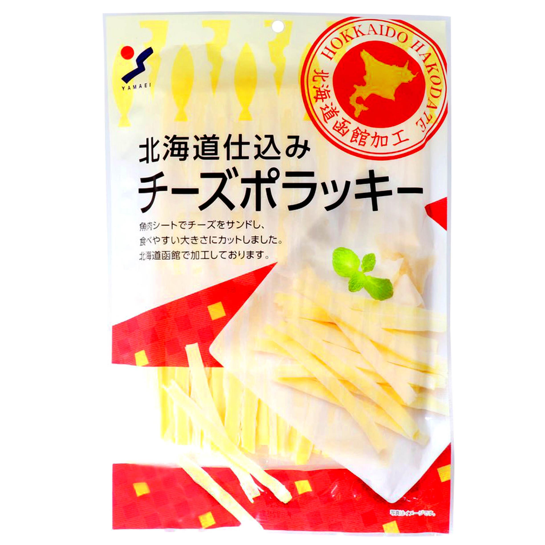 三榮北海道鱈魚起司條 245g 起司條 日本進口製造