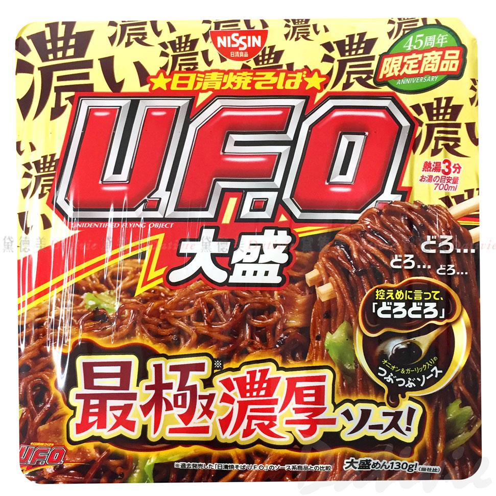 醬汁風味炒麵 NISSIN 日清食品 171g 日本進口製造