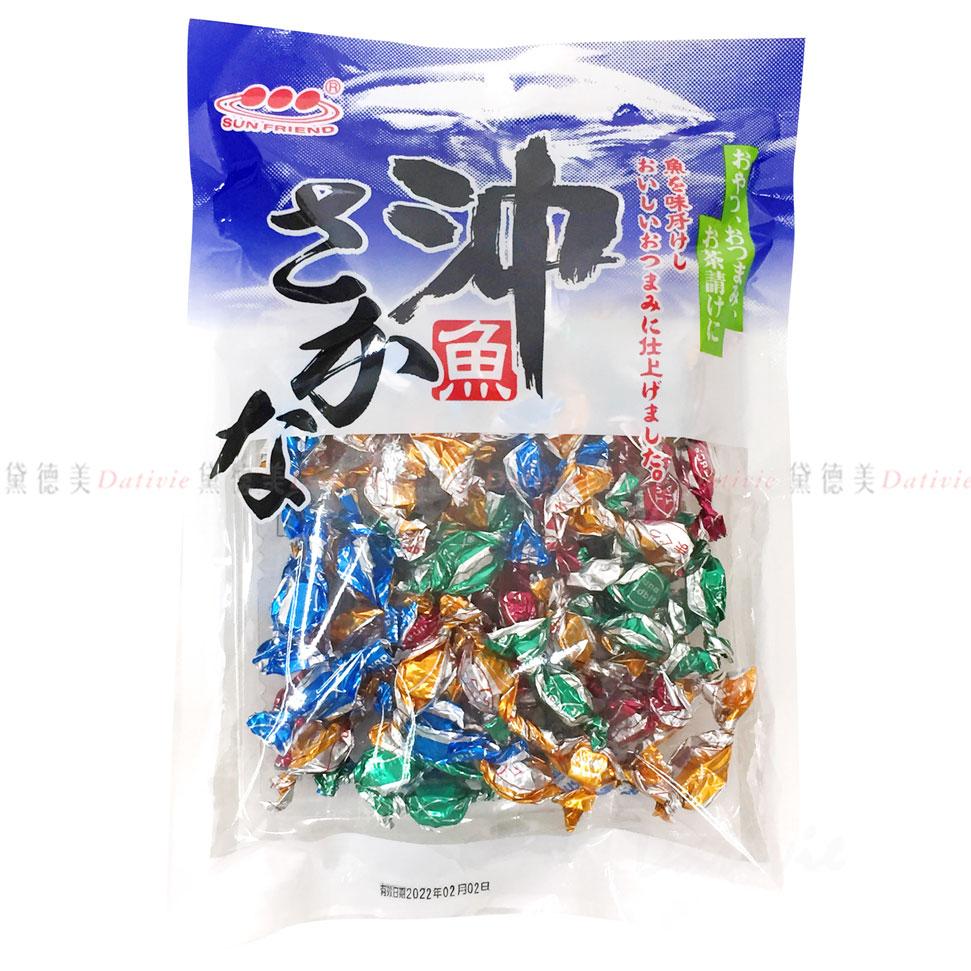 深海鮮魚糖-SUN FRIEND 上友 台灣製造