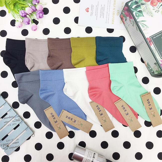 韓國 素色 彈性 多色 中長襪 成人襪 十款 韓國進口韓國 素色 彈性 多色 中長襪 成人襪 十款 韓國進口