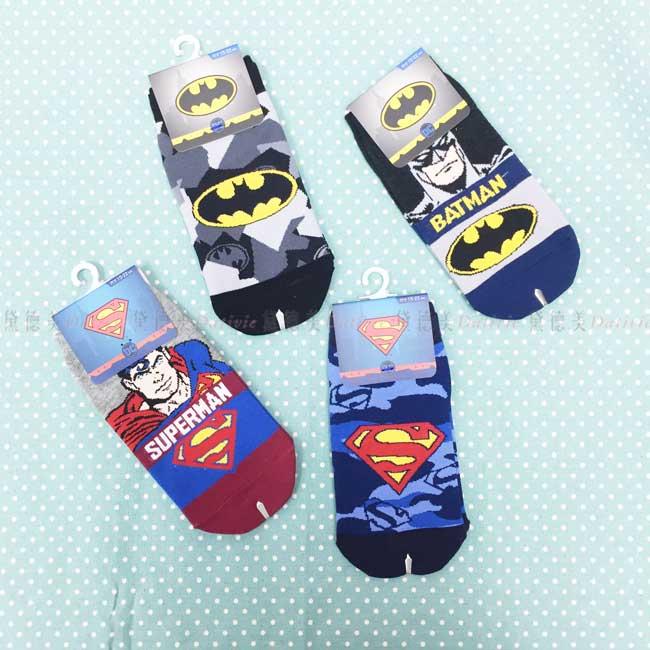 襪子 超人 蝙蝠俠 DC 卡通襪 兒童 成人襪 15-22CM 22-26CM 直版襪 正版授權