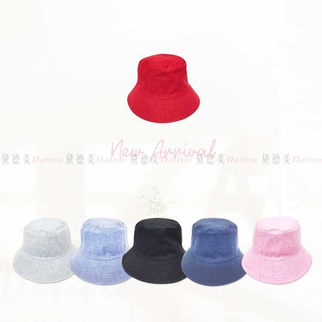 漁夫帽 繫繩帽 遮陽帽 6色 帽子