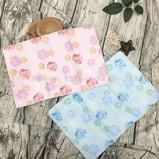 雙層紗布毛巾 100%棉 花 兩色 日本製