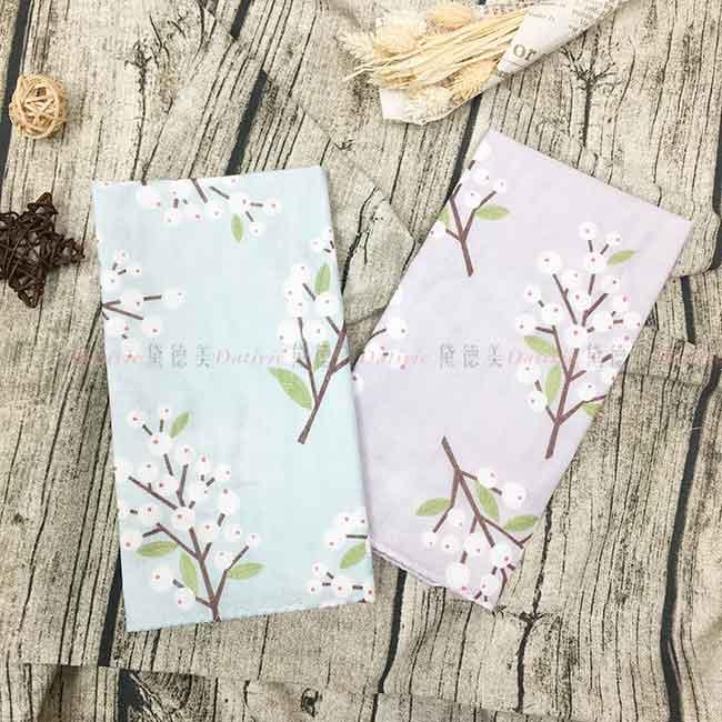 雙層紗布毛巾 純棉 兩色 紗布巾 日本製