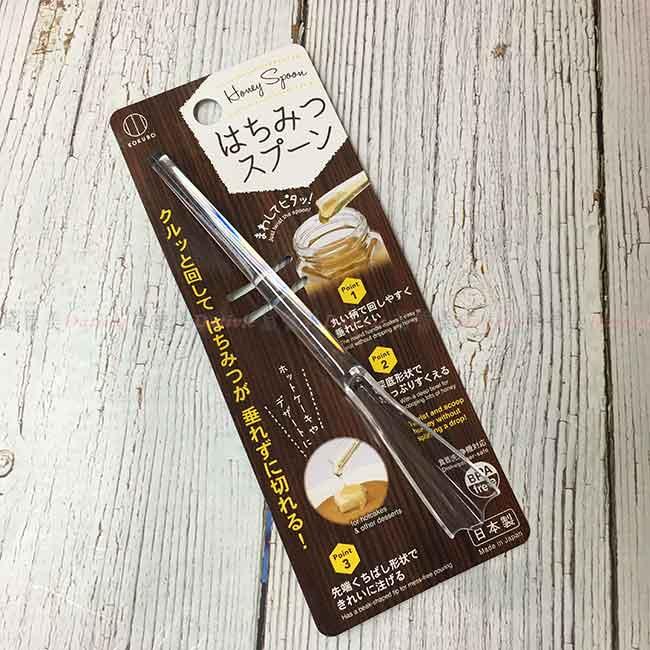 淋蜂蜜匙 日本製造進口