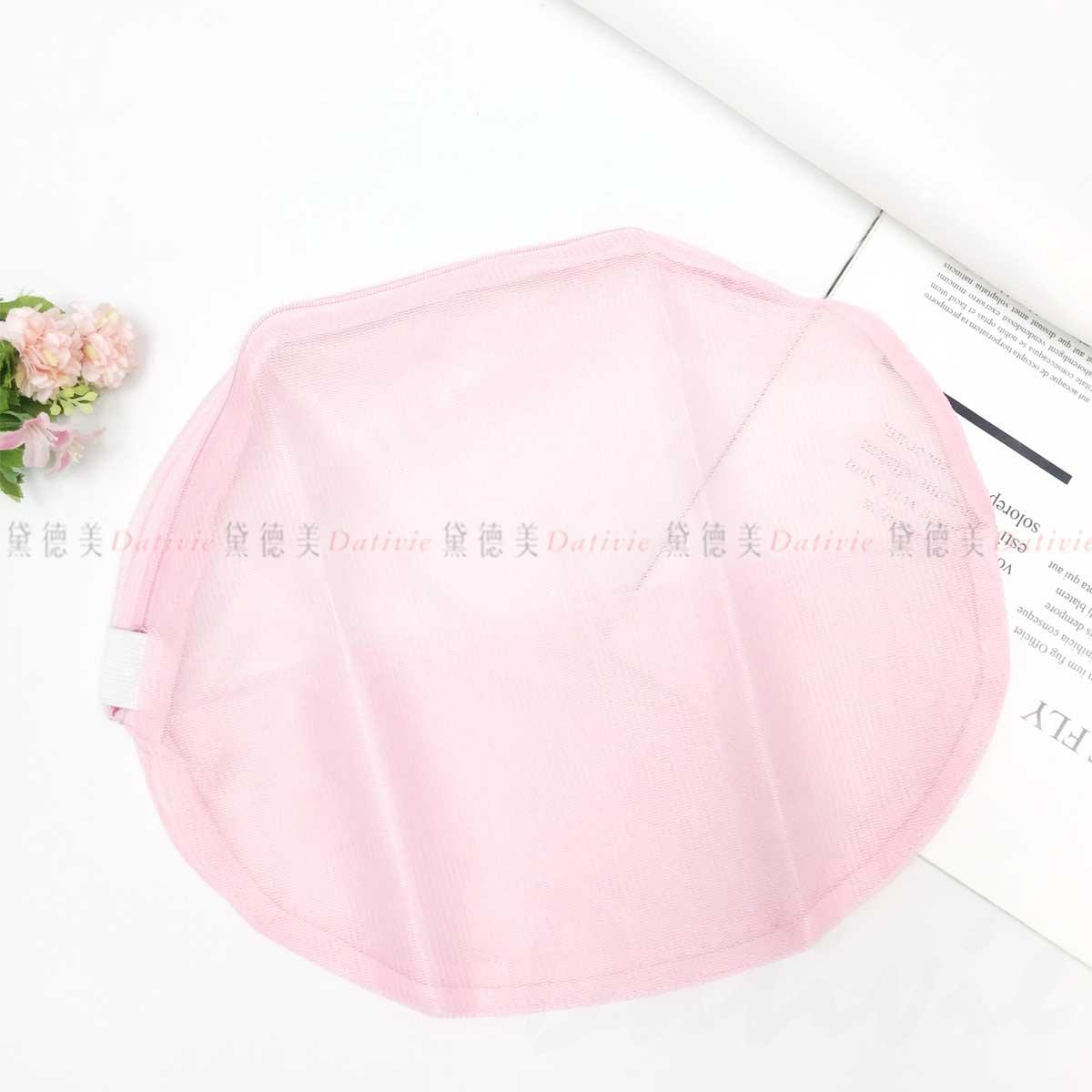 丸型洗衣袋 φ25cm-Soft laundry net  日本進口正版授權