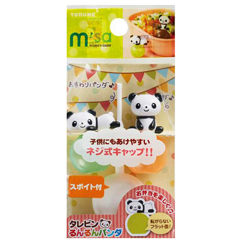 醬料罐 5ml 2入-熊貓 TORUNE 日本進口正版授權